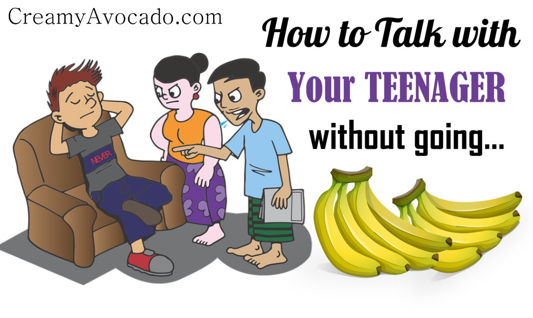 Talk with teenagers